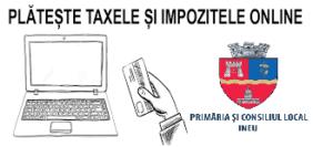 Plătește online Taxe/Impozite/Amenzi